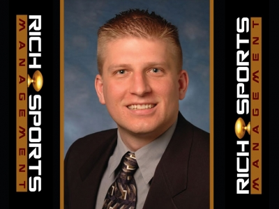 Matt Brei Joins Rich Sports as Midwest Region Agent